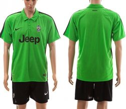 2014-2015 Juventus Away Yellow