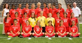 2008 Women s Soccer Team