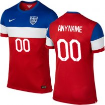 2014 World Cup Customized USA
