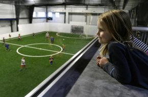 New Boulder Indoor Soccer