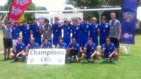 Cajun Soccer Club Wins 8 State