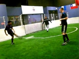 Clark county indoor soccer