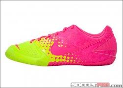Pink Indoor Soccer Shoes - Big Soccer