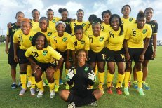 Jamaica s Women s Soccer Team