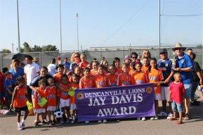 Jay Davis Award - Duncanville