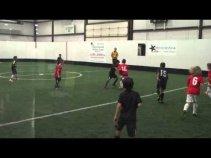 La Roca HW vs Bulldogs-U8