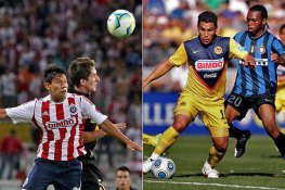 Two of Mexico s top soccer