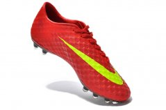 And Red Nike Soccer Cleats