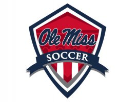 Ole miss soccer. ""