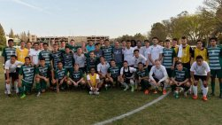MEN S SOCCER PLAYS REPUBLIC FC