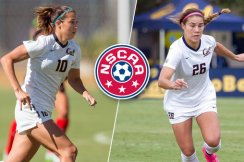 Ship, Witteman Named NSCAA
