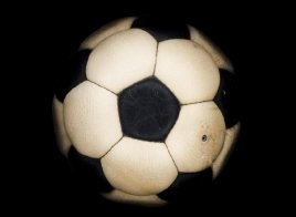 The original soccer ball