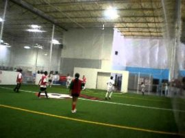 Texas longhorns indoor soccer