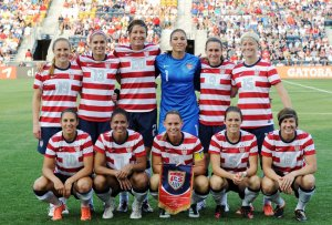 The one and only USWNT
