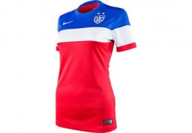 Nike Womens USA Away Jersey