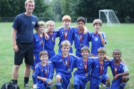 Wilton Soccer Association