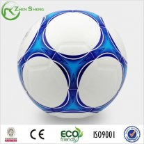 Zhensheng buy soccer balls in