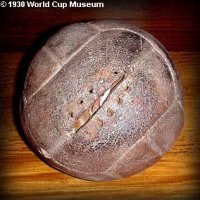 1930 World Cup Soccer Ball