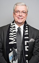 Bill McGuire is owner of North American Soccer League's Minnesota United and a partner in the winning bid for a Major League Soccer expansion team.