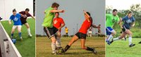 Co-ed Outoor Soccer Leagues
