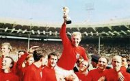England squad played in Football World Cup 1966