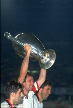 Franco Baresi because of the European Cup