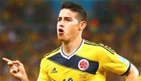 James Rodriguez transferred from Monaco to Real Madrid for €80m ($107m)