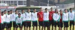 Mexico soccer team players