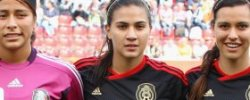 Womens Mexican National soccer team