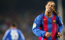 Ronaldinho cannot Enjoy Soccer Anymore, But He cannot end