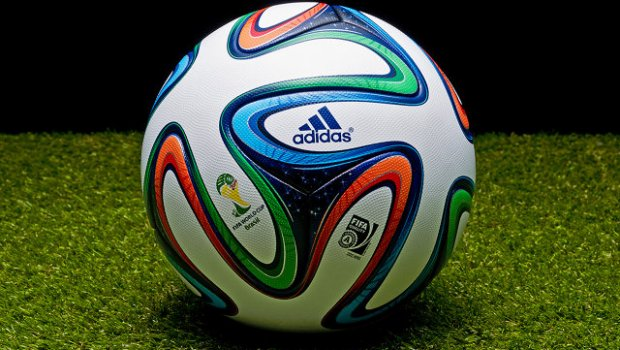 2014 World Cup Soccer ball