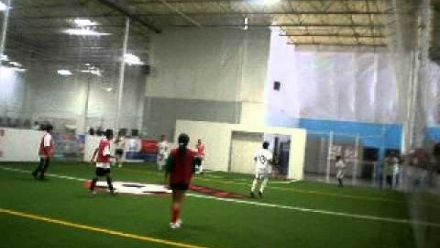 Indoor Soccer Zone