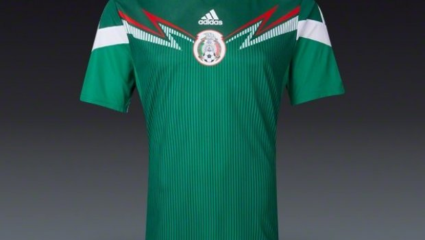 Mexico Soccer Jersey 2014