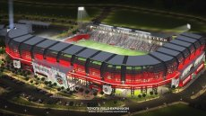 The announcement should be tomorrow at Toyota Field. - COURTESY