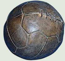 The laced football baseball is the very first to be utilized in a global Cup