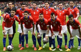 Chile soccer team