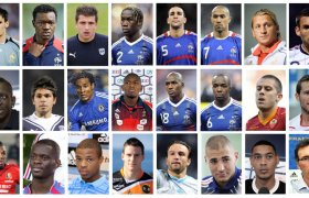 French National soccer team