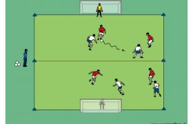 High School Soccer Drills