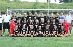 Iowa Womens Soccer