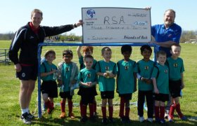 Richardson Soccer Association