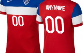 Team USA Soccer Jerseys