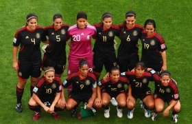 Womens Mexico Soccer Team
