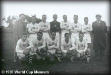 United States Team Picture 1930 World Cup