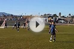 1st game in Las Vegas soccer cup 2014