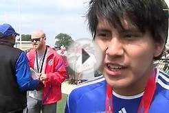 2012 Oklahoma High School Soccer State Finals - Part #1