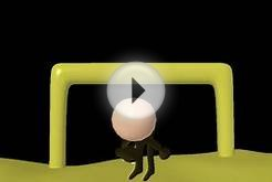 3D Animation: Soccer Ball