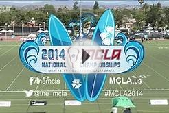 2014 MCLA National Championships: Final 4: #1 Grand Valley