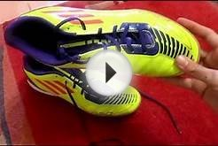 Adidas F50 Soccer Shoe (Indoor)