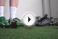 adidas soccer cleats F50 indoor stomping