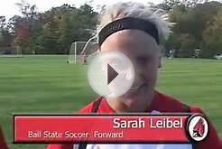 Ball State vs. Toledo Soccer Highlight